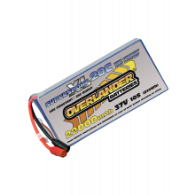 22000mAh 37V 10S 20C Supersport XL Lipo Battery
