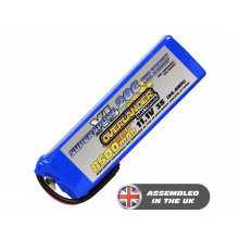 LiPo 8500mAh 6S 22.2v 20C Supersport-Light XL- SKU 2795