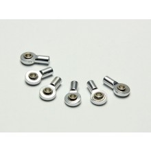 Swivel ball link alu M3 x 3 x 5 x 18mm (6 pcs.)