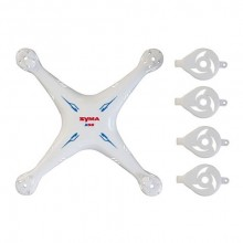 SYMA X5SC BODY REPLACEMENT WHITE