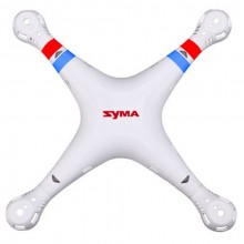 SYMA X8C UPPER BODY REPLACEMENT WHITE