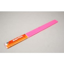 Solarfilm Covering Fluorescent Pink 127cm length