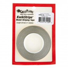 Striping Tape  Chrome Gold 1/4 Inch (6 mm)