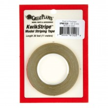 "Striping Tape  Gold 1/8"" (3 mm)"