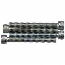 2-56 x 3/4 Inch Hex Head Cap Screw (4)