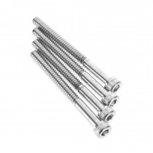 6-32 x 1 1/2 Inch Hex Head Cap Screw (4)