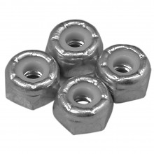 4-40 Nylon Insert Lock Nut (4)