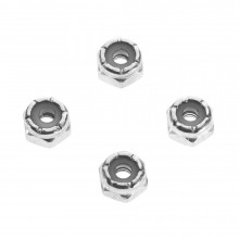 6-32 Nylon Insert Lock Nut (4)