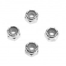 8-32 Nylon Insert Lock Nut (4)