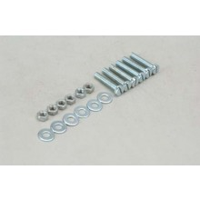 Nut/Bolt/Washer - 5x25mm (Pk6)