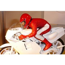 Straight Run Rider Figure