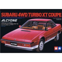Subaru 4WD Turbo XT Coupe 1:24