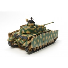 1/48 Panzer IV Ausf H Late