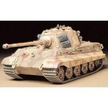 Plastic Kit Tamiya King Tiger Prod. Turret 35164