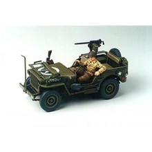 Jeep Willys MB. 1/4-Ton Truck
