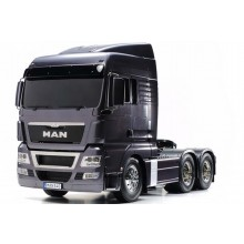 MAN TGX 26.540 6X4 GUN METAL PAINTED LTD
