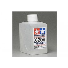 Tamiya Thinner 250ml X20-A