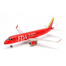 Plastic Kit Tamiya 1/100 FDA Embraer 175 92197