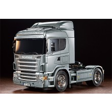SCANIA R470 PRE PAINTED (SILVER)