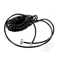 Coiled Air Hose - 10ft