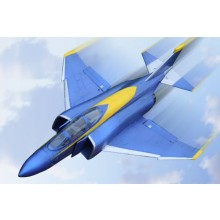 Top Gun F4-E Phantom Blue Angels EDF Electric Airframe Kit