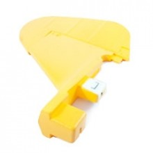 TOP GUN PARK FLITE J3 PIPER CUB RUDDER/ELEVATOR - YELLOW
