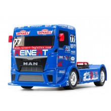 Tamiya 1/10 RC Team Reinert Racing MAN TGS Semi (TT-02)