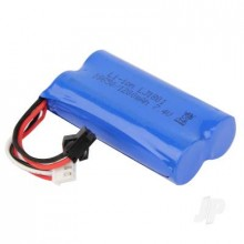 LiIon 2S 7.4V 1200mAh Battery (for 1/18th Storm)
