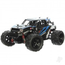 1:18 4WD Storm Monster Truck RTR (Blue)