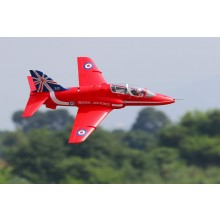 FMS 1042mm Red BAE Hawk 80mm EDF PNP