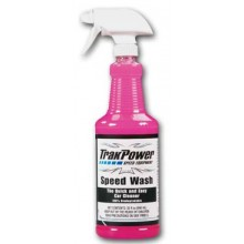 TrakPower speed wash
