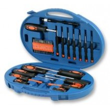 Duratool 42 Piece Screwdriver Set