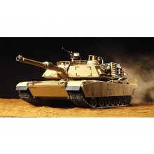 Tamiya RC 1/16 U.S. Main Battle Tank M1A2 Abrams Full-Option