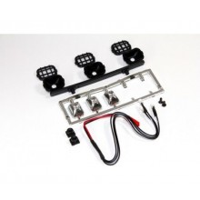 Light Bar with Light Cable incl Screws 15cm
