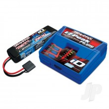 iD Completer Pack with 1x EZ-Peak Plus Charger & 1x LiPo 2S 7600mAh