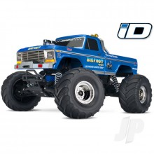 Classic Bigfoot No.1 1:10 Officially Licensed Replica Monster Truck RTR (+ TQ XL-5 7-Cell NiMH 3000mAh)