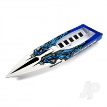 Hull Spartan Blue graphics (fully assembled)
