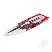 Hull Spartan Red-x graphics