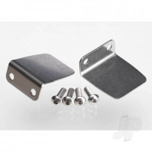 Trim tab (2pcs) / 4x12mm BCS (stainless) (4pcs)