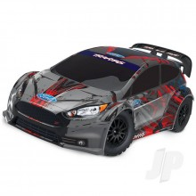 Ford Fiesta ST Rally 1:10 Electric Rally Racer (+ TQ)