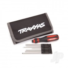 7-piece Metric Speed Bit Straight and Ball-end Hex Driver Master Set