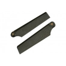 105mm Carbon Tail Blades