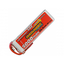 Lipo Batteries 5000mAh 6S 22.2V 50C Ultrasport-SKU 2665
