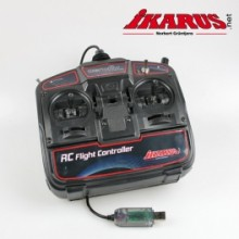 Ikarus RC Flight Controller for aeroflyRC