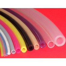 Silicone Fuel Tube 24 inch length 10mm OD 6.5mm ID
