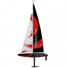 VOLANTEX RACENT HURRICANE SAIL YACHT BOAT 1M RTR (2.1M height)