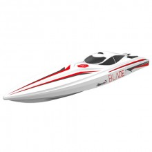 Racent Blade Saw-blade hull Racing boat (Brushed)
