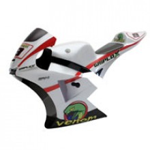 VENOM GPV-1 BODY SET WHITE