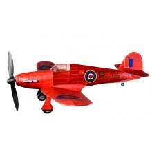 The Vintage Model Co Hawker Hurricane Red Scheme (Calibration Squadron) Kit