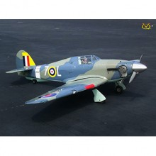 VQ Hawker Hurricane ARF Model